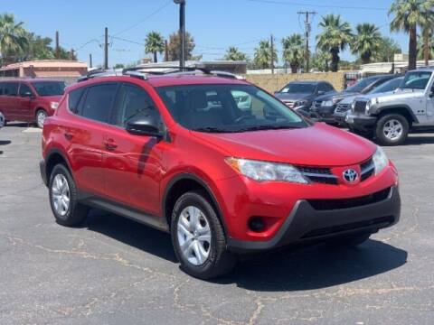 2013 Toyota RAV4 for sale at Brown & Brown Wholesale in Mesa AZ