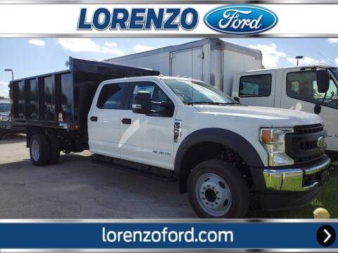 2020 Ford F-550 Super Duty for sale at Lorenzo Ford in Homestead FL