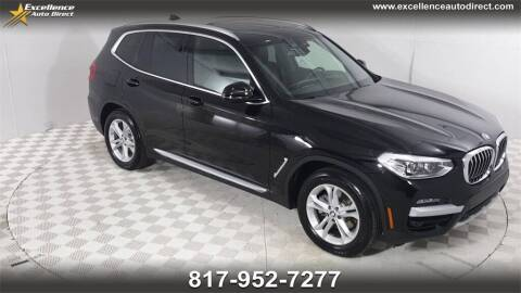 2020 BMW X3 for sale at Excellence Auto Direct in Euless TX