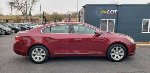2011 Buick LaCrosse for sale at THE LOT in Sioux Falls SD
