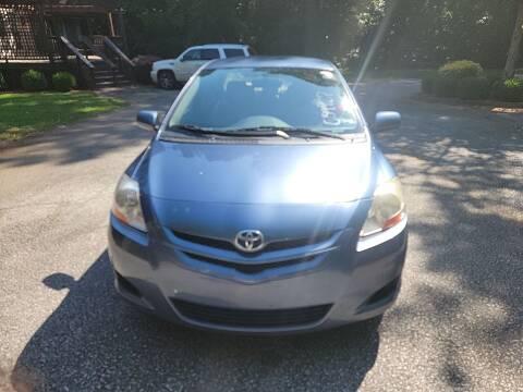 2007 Toyota Yaris for sale at BRAVA AUTO BROKERS LLC in Clarkston GA