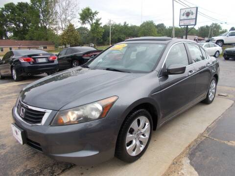2008 Honda Accord for sale at High Country Motors in Mountain Home AR