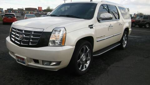 2007 Cadillac Escalade ESV for sale at Motor City Idaho in Pocatello ID