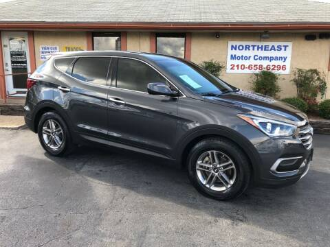 2017 Hyundai Santa Fe Sport for sale at Northeast Motor Company in Universal City TX