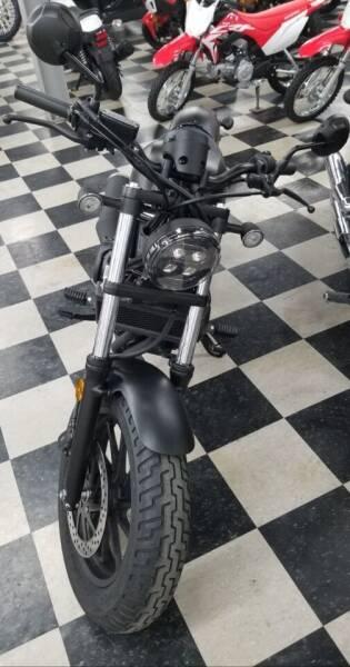 2021 Honda CMX500M REBEL for sale at Irv Thomas Honda Suzuki Polaris in Corpus Christi TX