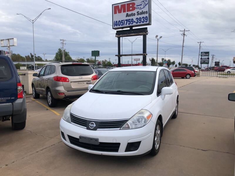 2009 Nissan Versa for sale at MB Auto Sales in Oklahoma City OK
