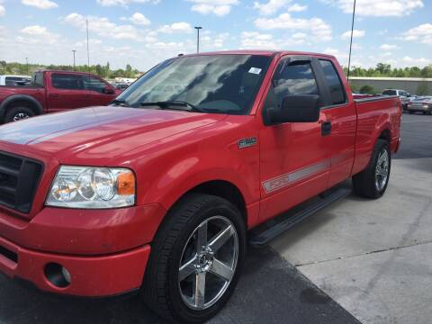 2008 Ford F-150 for sale at D. C.  Autos in Huntsville AL