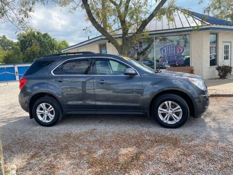 2011 Chevrolet Equinox for sale at Wallers Auto Sales LLC in Dover OH