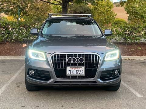 2014 Audi Q5 for sale at CARFORNIA SOLUTIONS in Hayward CA