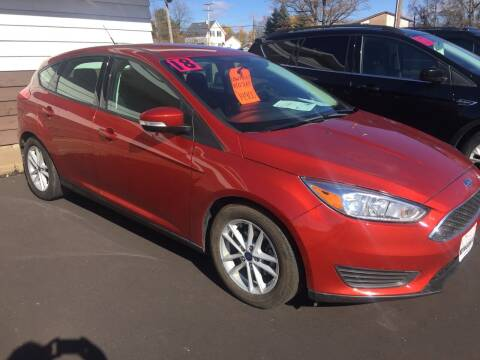2018 Ford Focus for sale at Flambeau Auto Expo in Ladysmith WI