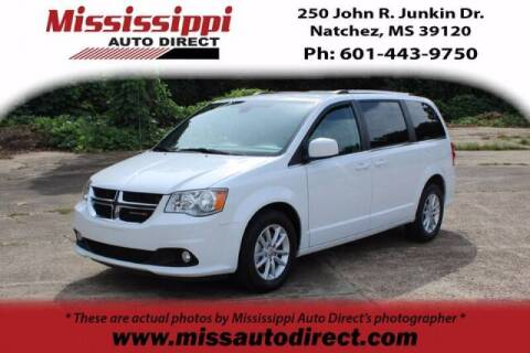 2019 Dodge Grand Caravan for sale at Auto Group South - Mississippi Auto Direct in Natchez MS