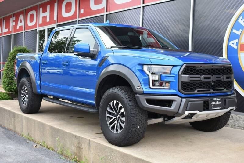 2020 Ford F-150 for sale at Alfa Romeo & Fiat of Strongsville in Strongsville OH