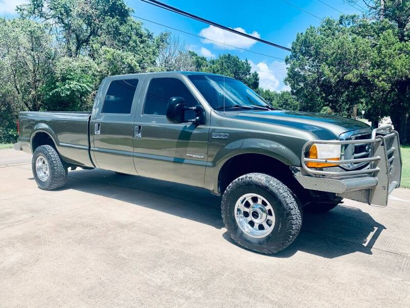 2000 Ford F-350 Super Duty for sale at Luxury Motorsports in Austin TX