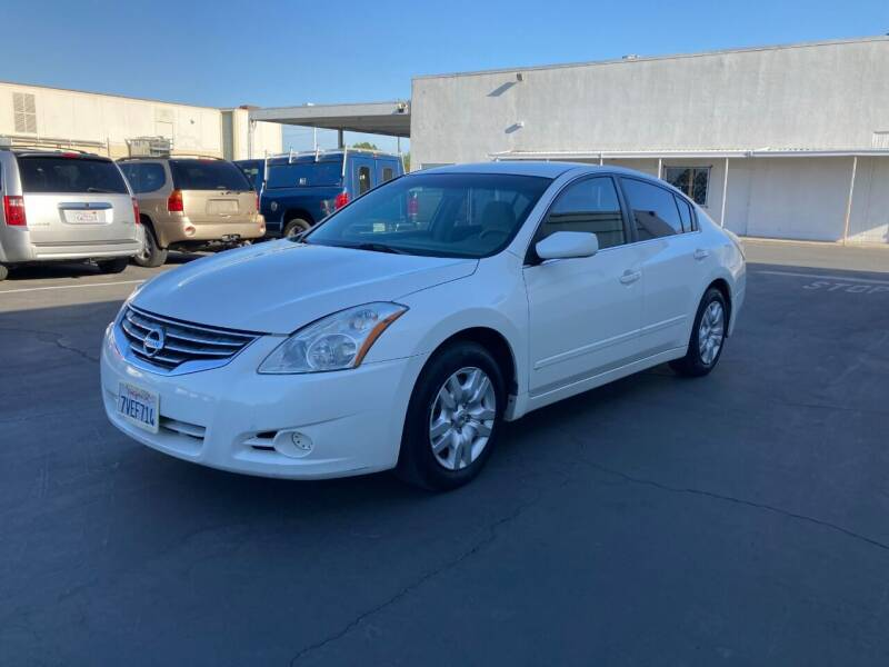 2012 Nissan Altima for sale at PRICE TIME AUTO SALES in Sacramento CA