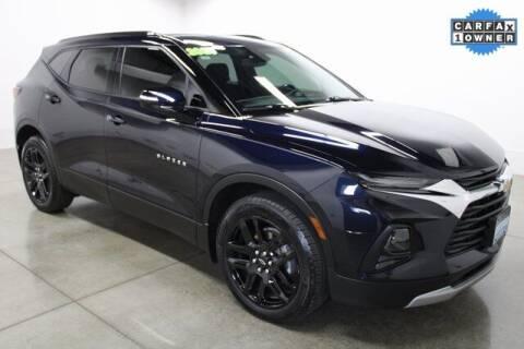 2020 Chevrolet Blazer for sale at Bob Clapper Automotive, Inc in Janesville WI