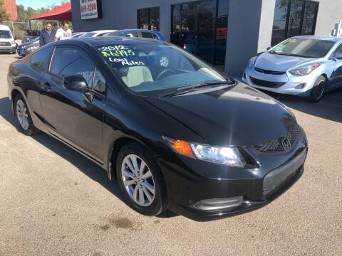 2012 Honda Civic for sale at Legend Auto Sales in El Paso TX