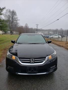 2014 Honda Accord for sale at Speed Auto Mall in Greensboro NC