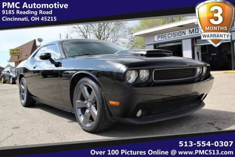 2014 Dodge Challenger for sale at PMC Automotive in Cincinnati OH