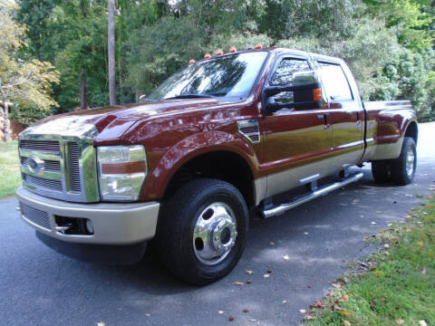 2008 Ford F-350 Super Duty for sale at City Imports Inc in Matthews NC