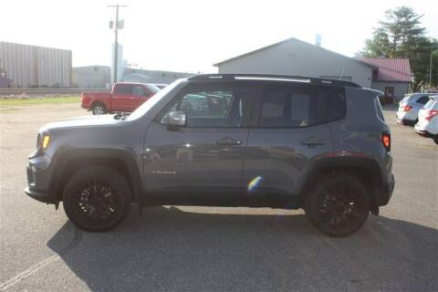 2020 Jeep Renegade for sale at SCHMITZ MOTOR CO INC in Perham MN