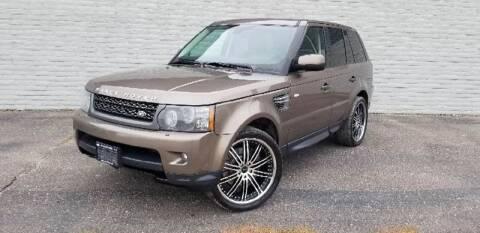 2010 Land Rover Range Rover Sport for sale at LA Motors LLC in Denver CO