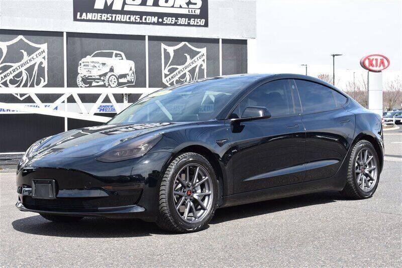 2019 Tesla Model 3 for sale at Landers Motors in Gresham OR