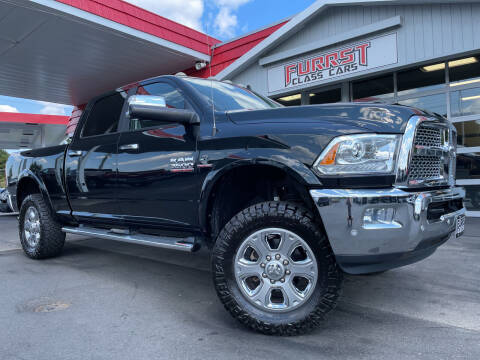 2017 RAM Ram Pickup 3500 for sale at Furrst Class Cars LLC in Charlotte NC