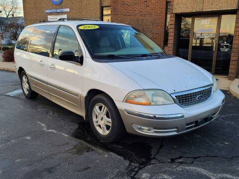 2003 Ford Windstar for sale at Mighty Motors in Adrian MI