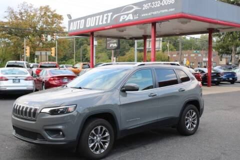 2019 Jeep Cherokee for sale at Deals N Wheels 306 in Burlington NJ