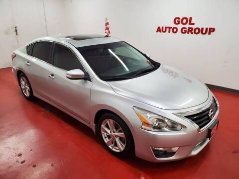 2013 Nissan Altima for sale at GOL Auto Group in Austin TX
