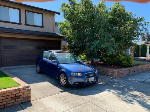 2007 Audi A3 for sale at Blue Eagle Motors in Fremont CA