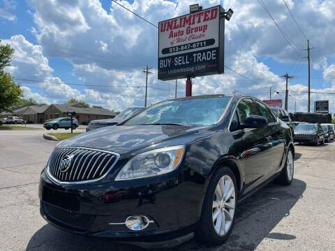 2012 Buick Verano for sale at Unlimited Auto Group in West Chester OH