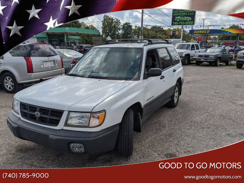 2000 Subaru Forester for sale at Good To Go Motors in Lancaster OH