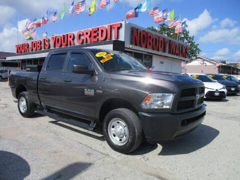 2018 RAM Ram Pickup 2500 for sale at Giant Auto Mart 2 in Houston TX