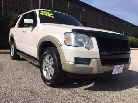 2010 Ford Explorer for sale at Classic Motor Group in Cleveland OH