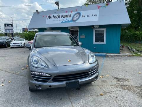 2011 Porsche Cayenne for sale at Autostrade in Indianapolis IN