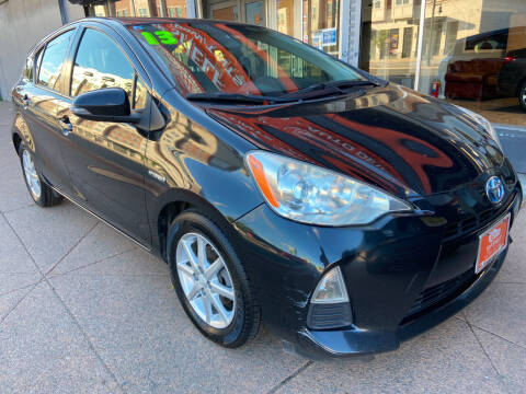 2013 Toyota Prius c for sale at TOP SHELF AUTOMOTIVE in Newark NJ