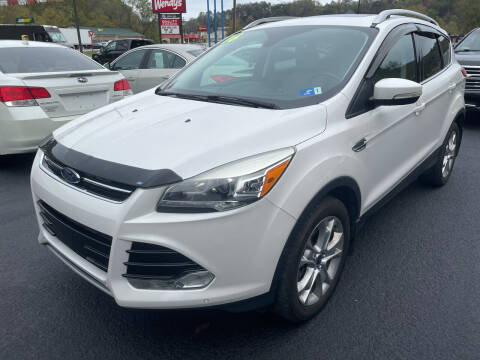 2016 Ford Escape for sale at Turner's Inc - Main Avenue Lot in Weston WV