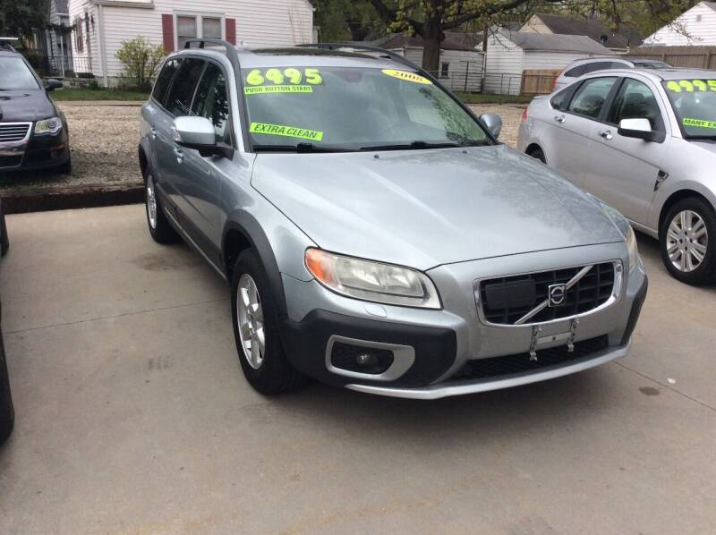 2008 Volvo XC70 for sale at Harrison Family Motors in Topeka KS