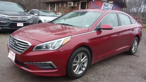 2015 Hyundai Sonata for sale at Select Cars Of Thornburg in Fredericksburg VA
