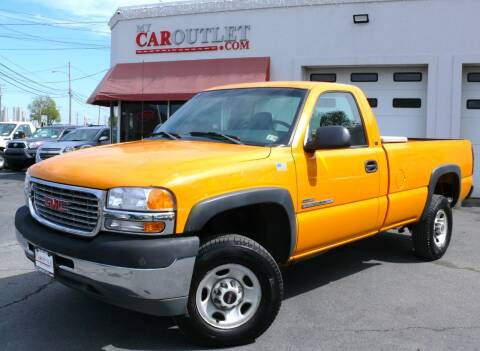 2001 GMC Sierra 2500HD for sale at MY CAR OUTLET in Mount Crawford VA