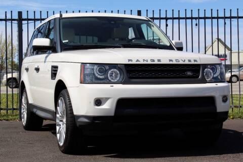2010 Land Rover Range Rover Sport for sale at Avanesyan Motors in Orem UT