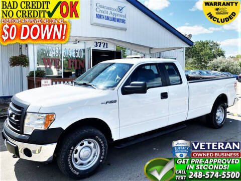 2014 Ford F-150 for sale at North Oakland Motors in Waterford MI