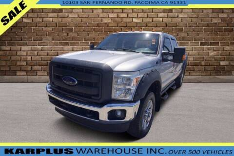 2015 Ford F-350 Super Duty for sale at Karplus Warehouse in Pacoima CA