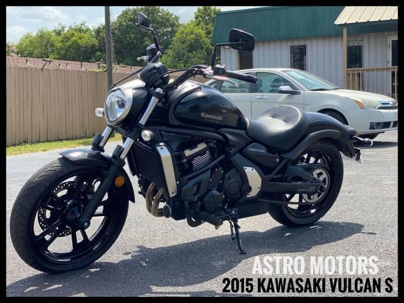 2015 Kawasaki Vulcan for sale at ASTRO MOTORS in Houston TX