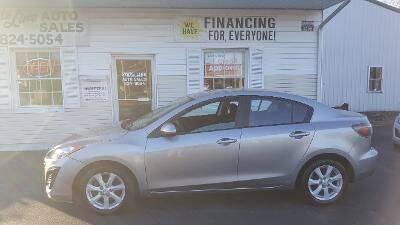2010 Mazda MAZDA3 for sale at STATE LINE AUTO SALES in New Church VA