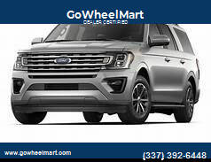 2018 Ford Expedition for sale at GOWHEELMART in Available In LA