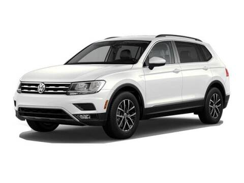 2018 Volkswagen Tiguan for sale at Griffin Mitsubishi in Monroe NC