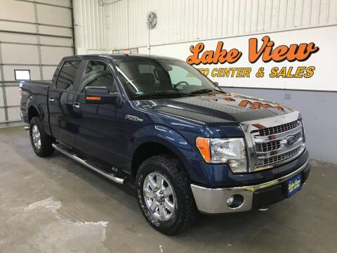 2013 Ford F-150 for sale at Lake View Auto Center and Sales in Oshkosh WI