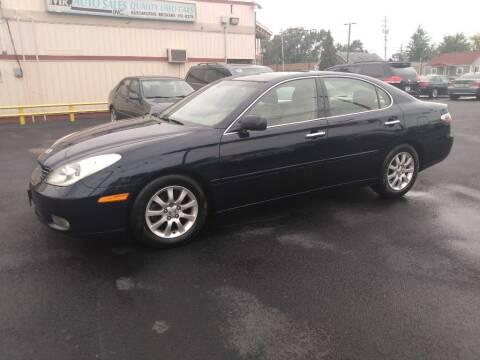 2002 Lexus ES 300 for sale at MR Auto Sales Inc. in Eastlake OH